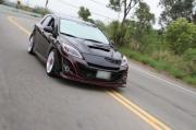 MPS国造套件Mazda3选择多