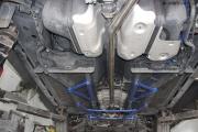 昂科拉改装FDR中尾段单阀门排气系统