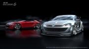 大众GTI超级运动视觉跑车浪漫旅行