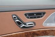 奔驰S320加装德国原装高配单边两边记忆座椅S400改装座椅记忆