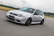 就是要有涡轮~~! HPerformance VW Golf R32