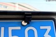 天津奔驰B200导航倒影轨迹雷达