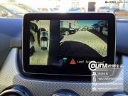 天津奔驰B200安装360度行车记录仪天津小吕天津欧娜车品
