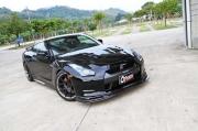 改装品质优异Nissan GT-R R35-VR38DETT