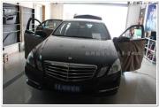 杭州动听音符-奔驰E300音响改装——全套法国劲浪 带来不...