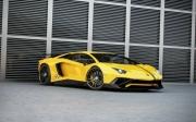 幸运的牛儿Wheelsandmore Lamborghini Aventador LP750-4 SV