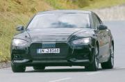 柴电轿跑现身Audi A5 Sportback