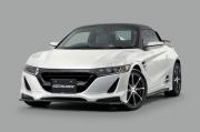 2016东京改装车展-无限S660RA Prototype与Civic Type-R Concept