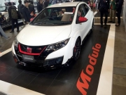 2016东京改装车展-Modulo Civic Type-R