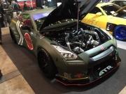2016东京改装车展-FNATZ x LB Works GT-R