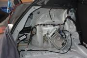奔驰GLA220 德国曼斯特音响无损升级改装 全车隔音