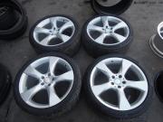 出售19寸奔驰CLS原装轮毂带胎现货