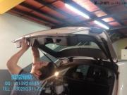 广东佛山新款奔驰电动尾门,踏板升级改装