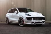 连涡轮都换了!Techart Porsche Cayenne Turbo
