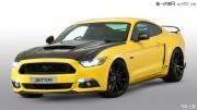 最大功率700马力 改装福特Mustang GT