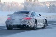 传闻中的Super Mercedes GT-R-LED头灯采用!!