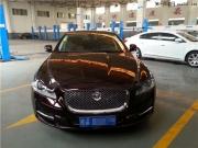 安徽捷豹XJ刷ECU升级动力——最强豹发力