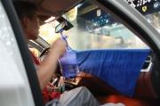 宝马5系汽车贴膜案例