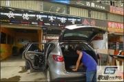 【武汉汽车隔音工程】马自达CX-5全车嘉利堡隔音加吸音棉