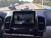 深圳奔驰GLE加装360全景记录仪