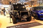 英国运动展 Urban Truck改路虎卫士皮卡