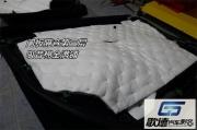 武汉汽车音响改装—CRV全车嘉利堡隔音 改霸克PX 圣美歌VS160.4