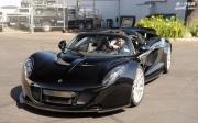 Hennessey Venom GT Spyder的慈善之路