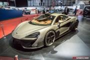 FAB Design全新发布迈凯轮570S Viyala