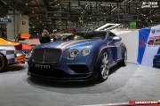MTM发布改装版宾利GT高速跑车