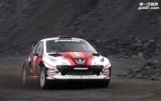 """标致207""""MC2"""" WRC改装Renault F2 V6"""