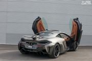 FAB改装McLaren 570S和奔驰AMG GT