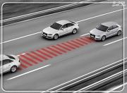 奥迪全系列ACC自适应巡航 主动式车道保持系统