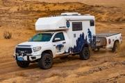 [旅游自驾] 你会不经意发现,旅美露营越野房车的优点