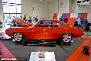 定制改装60年代初的复古Camaro