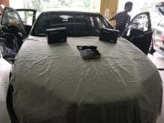 追本溯源 雷克萨斯ES250汽车音响改装大黑DSP—柳州金手指...