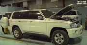 迪拜的改装版3000马力四涡轮日产Patrol