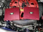 音响效果好,即刻分享:捷豹XJL音响加装2台8音度H680 DSP!...