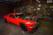 2010日产GT-R / 1970福特野马改装合体Muzilla