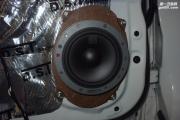 途乐汽车音响改装 日产途乐升级丹麦丹拿Esotan 232两分频 ...