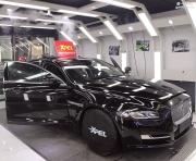 北京通州捷豹XJL全车美国XPEL透明保护膜、安全防爆膜