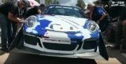 改装850 HP保时捷911涡轮S GT3R