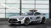 AMG GT R登场 2018赛季F1更换新安全车