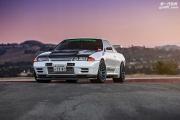 改装1990年日产天际线GT-R