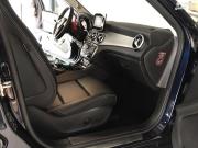奔驰GLA加装无钥匙进入电动座椅东莞常平安装