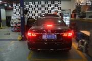 芜湖汽车大灯改装大众新朗逸Q5小糸透镜氙气灯改装