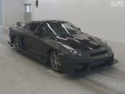 丰田Celica与日产GT-R改装合体