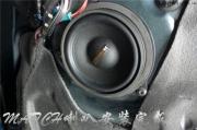 汽车音响改装-宝马1系无损升级音响