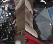 温州汽车音响长安逸动引擎盖+四门+后座椅隔音