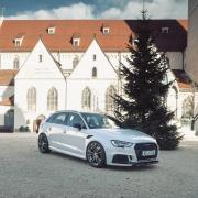 ABT发布改装奥迪RS3 Sportback
