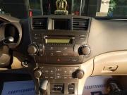 丰田汉兰达改装安卓版飞歌导航